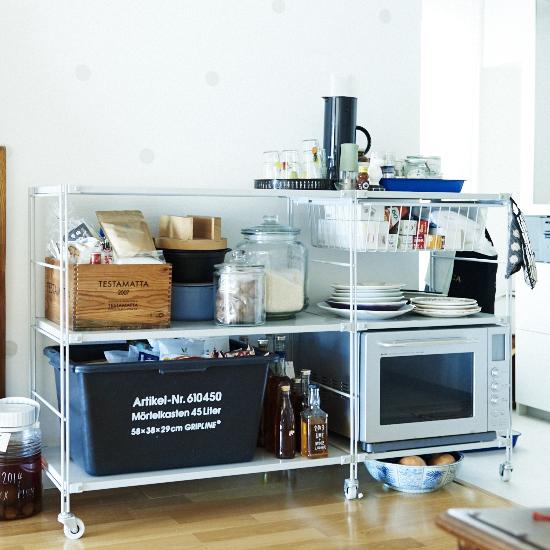 【キッチン特集】後編:なぜ使いやすい? キッチン収納のコツは「動線でつくる」