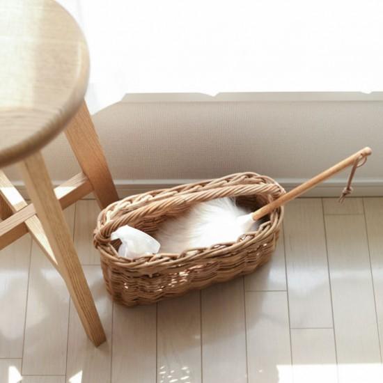 【スタッフの愛用品】愛らしい見た目が決め手♪羊毛ダスターのおかげで我が家の掃除習慣が変わりました。