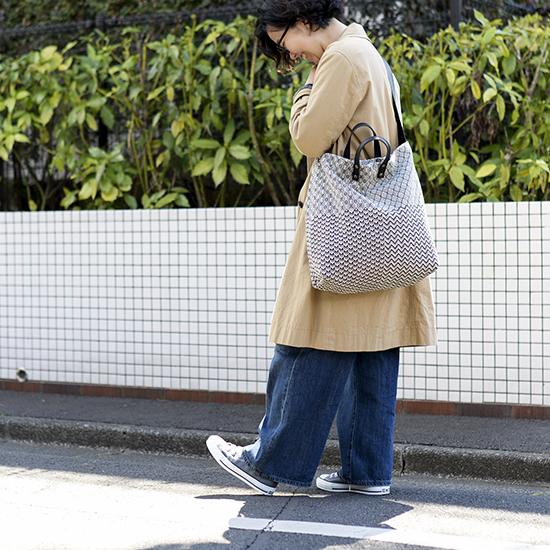【新商品】手しごとの温もりを感じる、ずっと大切にしたいトートバッグに出会いました。