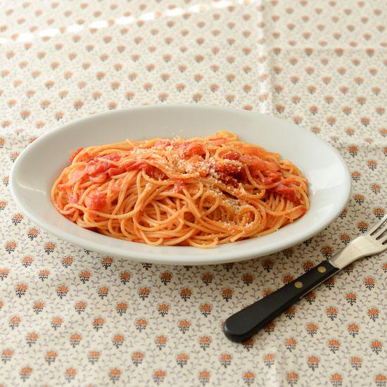 【料理家さんの定番レシピ】作りおきにもぴったり♪トマトパスタのレシピ
