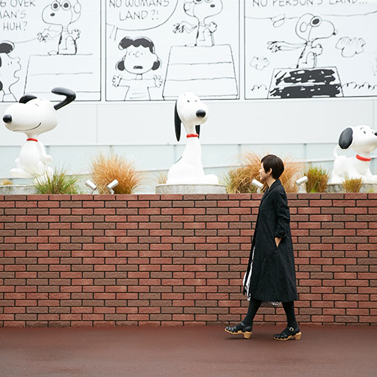 【BRAND NOTE】前編:平澤まりこさんの心を動かす、スヌーピーと小さな子どもたちの世界。