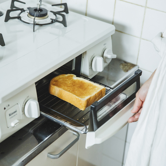 【BRAND NOTE】後編:食パンも美味しく焼ける?中川たまさんに聞く、ホワロの使い心地