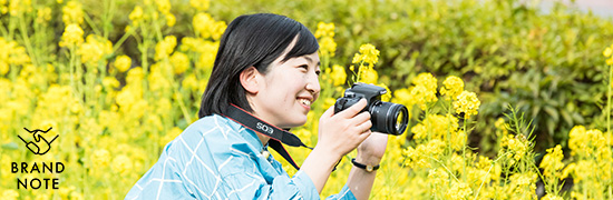 BRAND NOTE Canon EOS Kiss X9i編 vol.01[SPONSORED]の画像