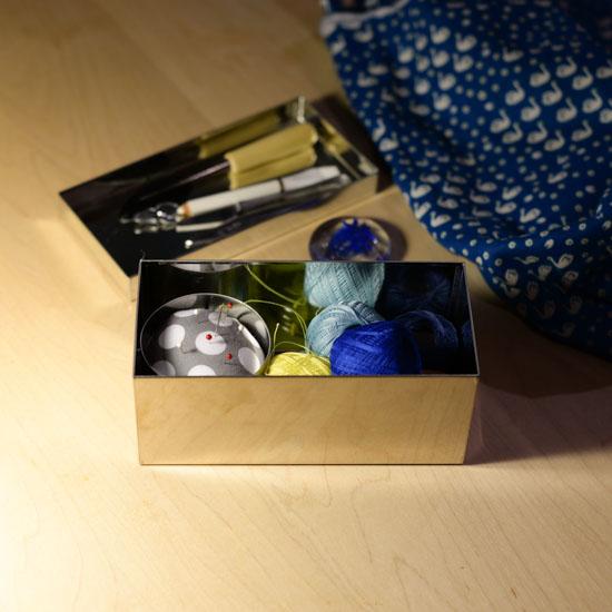 【スタッフの愛用品】わたしの裁縫箱。