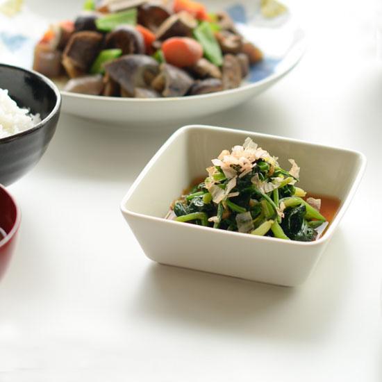 【料理家さんの定番レシピ】第6話:シャキシャキ感がちゃんと残る!青菜のゆで方