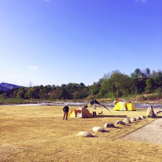 【スタッフコラム】五感が喜ぶ「キャンプ旅」へ!
