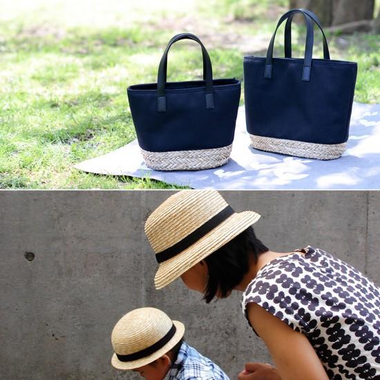 【新商品】ピクニックに連れて行きたい♪クーラーバッグと人気の麦わら帽子がそろって入荷しました!