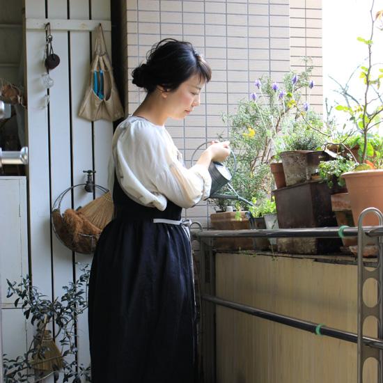 【朝の過ごし方】石鹸からハーブまで。自家製で過ごす朝の習慣(すずきちえこさん)