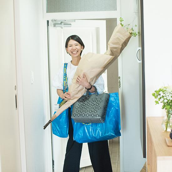 【偏愛の雑貨たち】本編:雑貨マニアの店長佐藤が、スタッフ宅のリビングをスタイリングします!