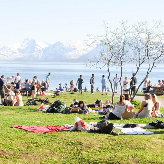 【ノルウェー日記】夏に北欧を旅するなら、ぜひ試してみてほしいこと。