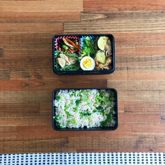【今日のクラシコム】エンジニアチーム濱崎の、ほのぼのお弁当生活。