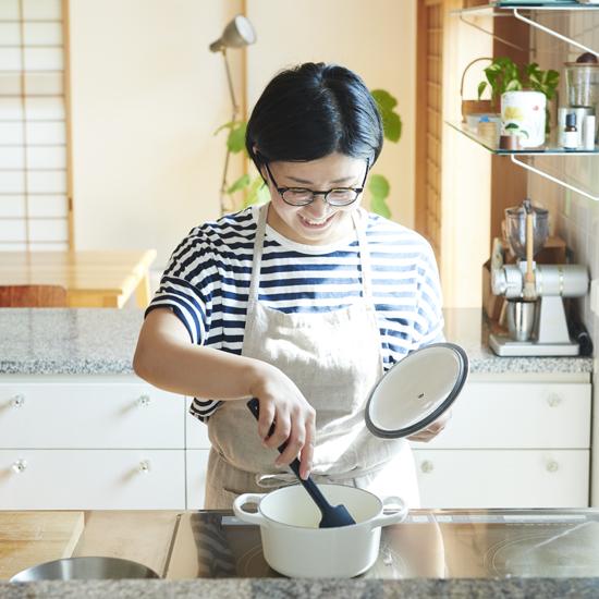 【BRAND NOTE】後編:スタッフ宅で実践! 16cmのコンパクト鍋、どう使いこなす?