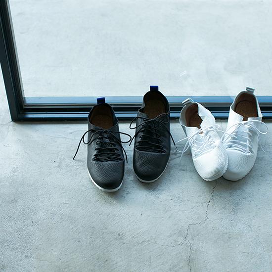 【新商品】サンダル疲れした足元にも。履き心地ばつぐん、一年中履きたい大人のためのスニーカー。