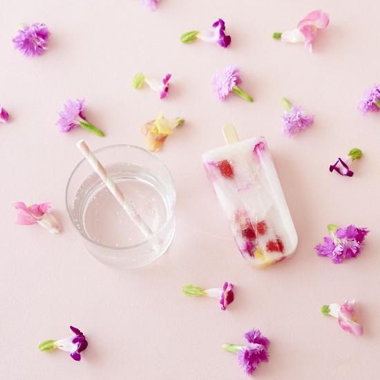 【アイスキャンディー特集】とびきりかわいい!ジュースと果物でつくる3つのレシピ