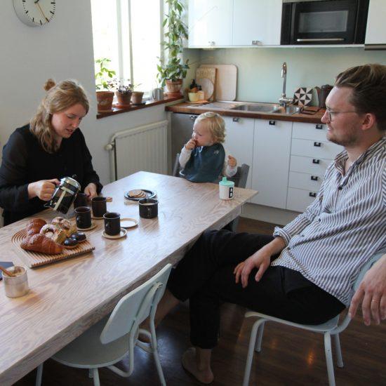 【Fikaにお邪魔しました】第4話:家族が仲良く暮らすための、Fika(フィーカ)の時間
