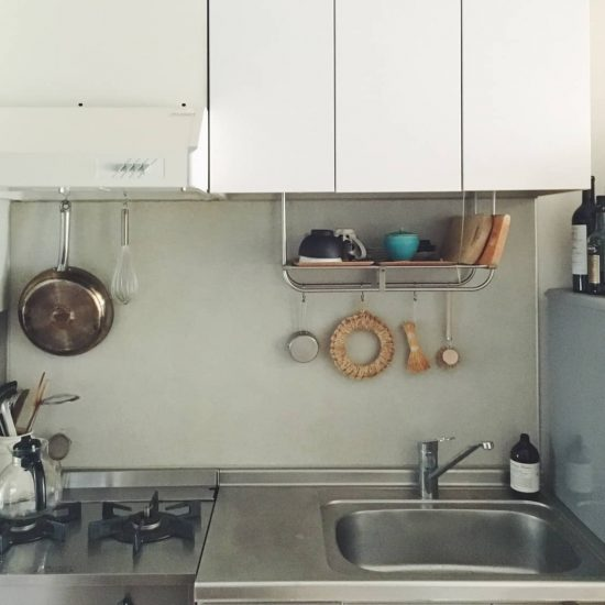 【スタッフの愛用品】キッチン掃除の味方!愛用して5年目の北欧のブラシ、2代目に突入です。