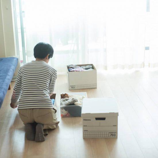 【子ども服の選びかた】後編:箪笥の肥やしをゼロに!子ども服の収納は「見える化」がカギ?
