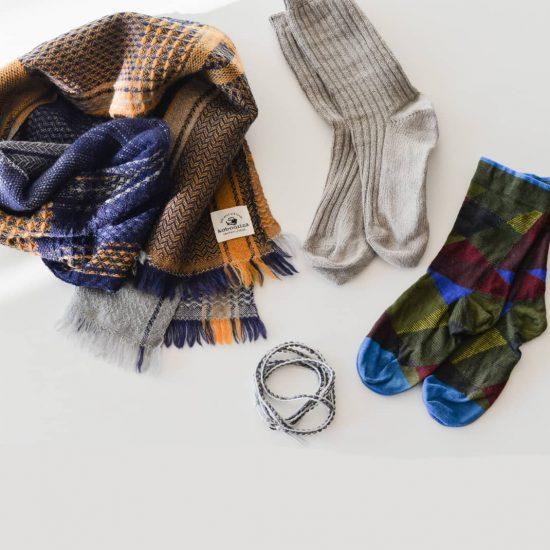 【店長コラム】ファッションまわりの冬じたく。まずは、小さなアイテムから。
