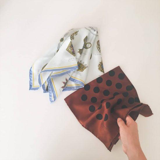 【スタッフコラム】この冬は「スカーフ」でいく、ずっと足踏みしてきた大人のおしゃれへの第一歩。