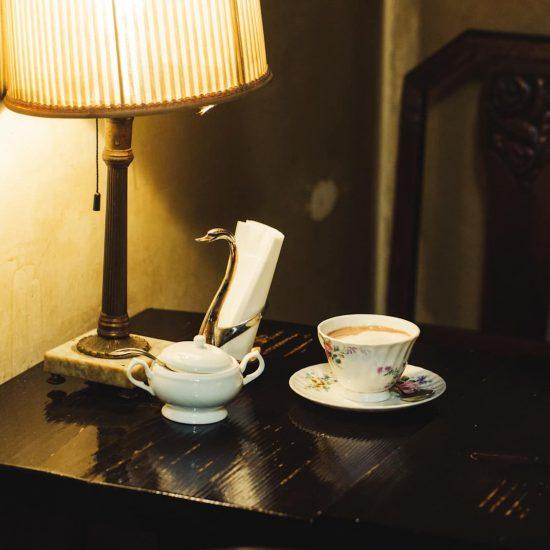【木曜日になったら、純喫茶】おいしいホットココアを飲むならば。