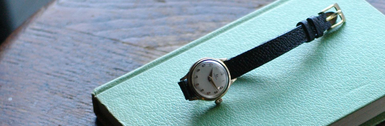 わたしの腕時計の画像
