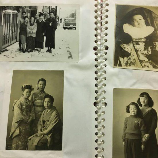 【スタッフコラム】モノクロームな家族写真と私のルーツ探訪