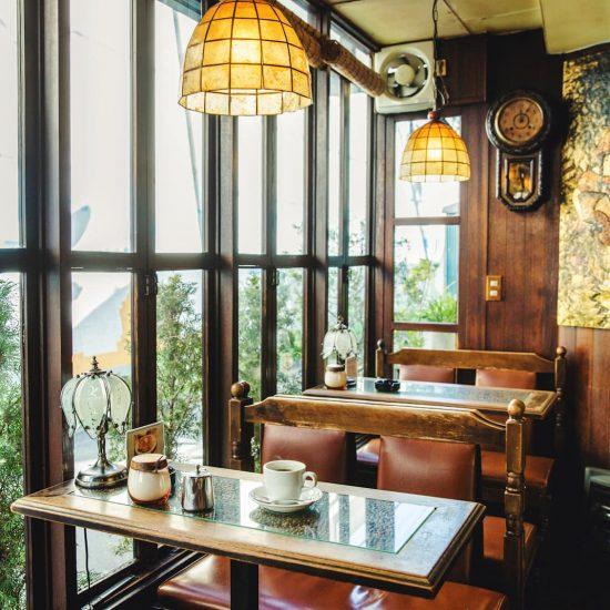 【木曜日になったら、純喫茶】チカラを抜きに…… 静かなひとり時間を過ごしたい珈琲店