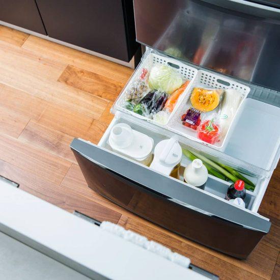 【サイクル上手の冷蔵庫】第1話:管理のしやすさが第一!料理への苦手意識が生んだ収納法