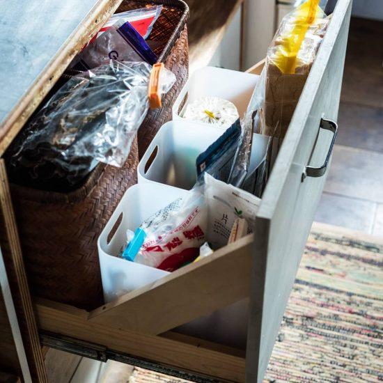 【暮らし上手の収納術】前編:面倒くさがりだから見つけられたキッチン収納