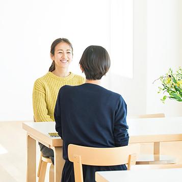 【過去の自分も肯定したい】「好き」を仕事にしなきゃだめ?をテーマにフラワーアーティスト前田有紀さんと対談しました。