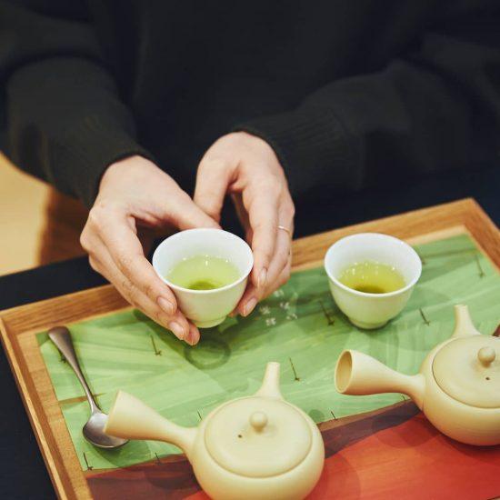 【BRAND NOTE】わたしの暮らしに寄りそう、「お茶のものさし」の見つけかた