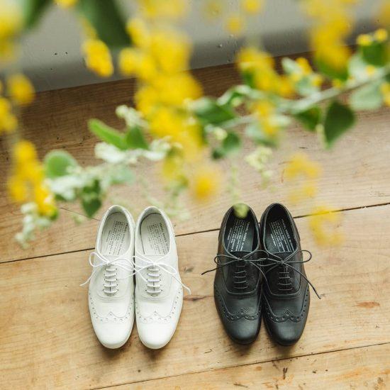 【新商品】スニーカーのような心地よさ♪女性らしく履ける「おじ靴」が新登場!