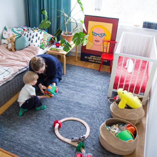 【北欧インテリア特集】第3話:IKEAの家具も!北欧スタイルでつくる、子ども部屋