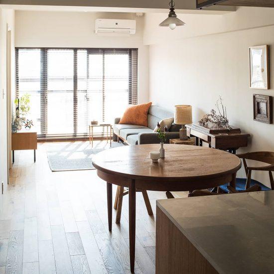 【間取り図鑑】第1話:「家づくり」のプロが、築40年・69平米の中古マンションをリノベーション