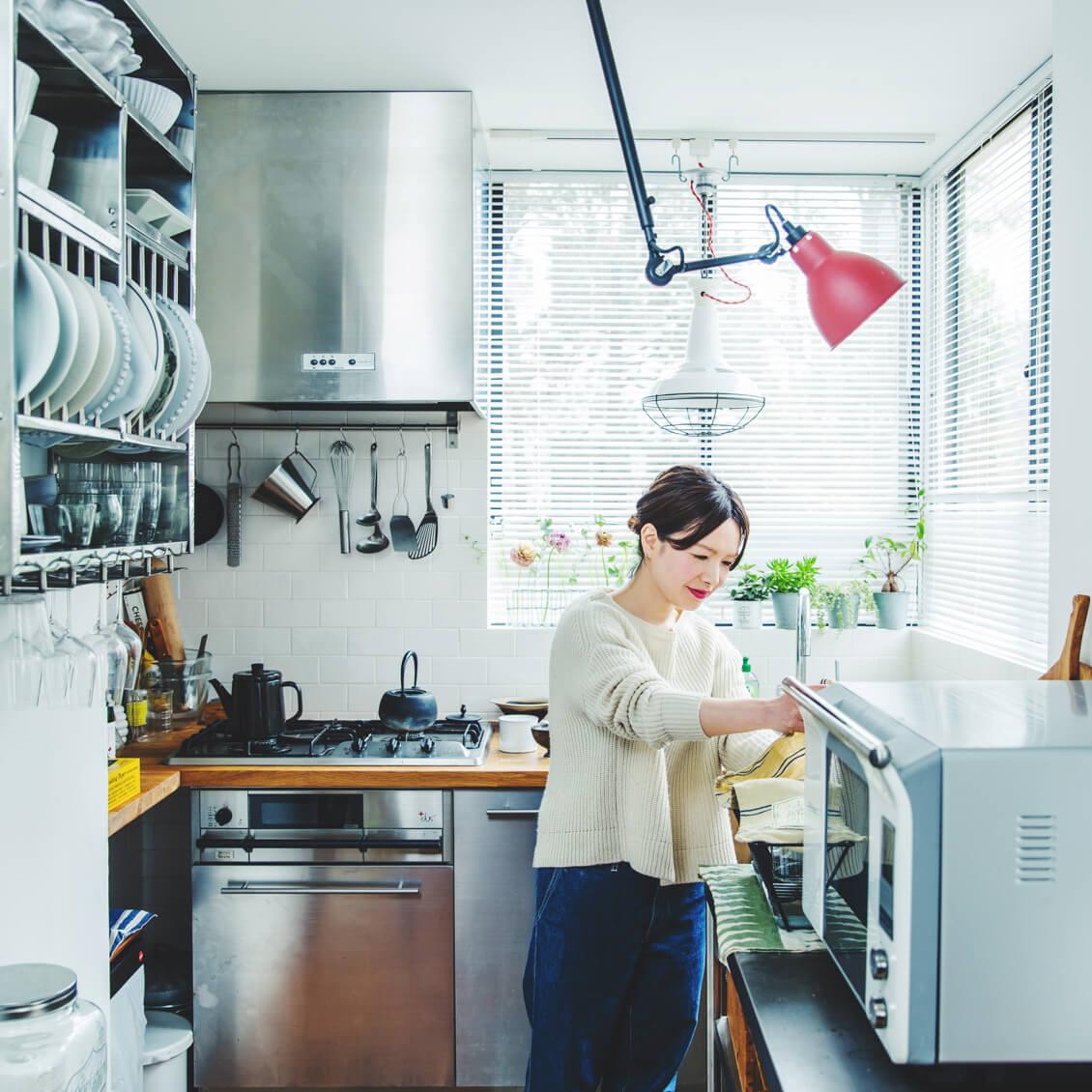 【BRAND NOTE】だから愛用しつづける。滝沢緑さんのキッチンをつくるのは、納得できるモノ選び