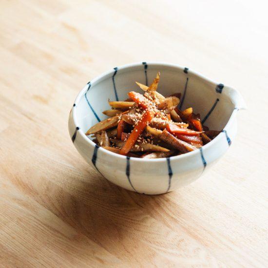 【潔いレシピ】第2話:千切りしない、太めのきんぴら