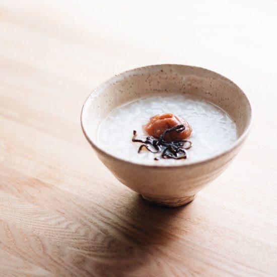 【潔いレシピ】第4話:沸騰させるだけ、ほったらかしの朝粥