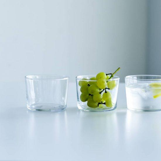 【新商品】気取らないシンプルさが魅力。定番グラス「ボデガ」新登場です。