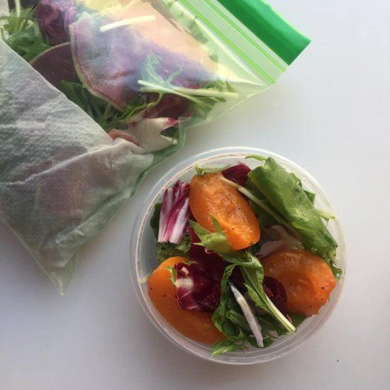 【クラシコムの社員食堂】枝豆のミートローフとグリーンサラダの夜ごはん