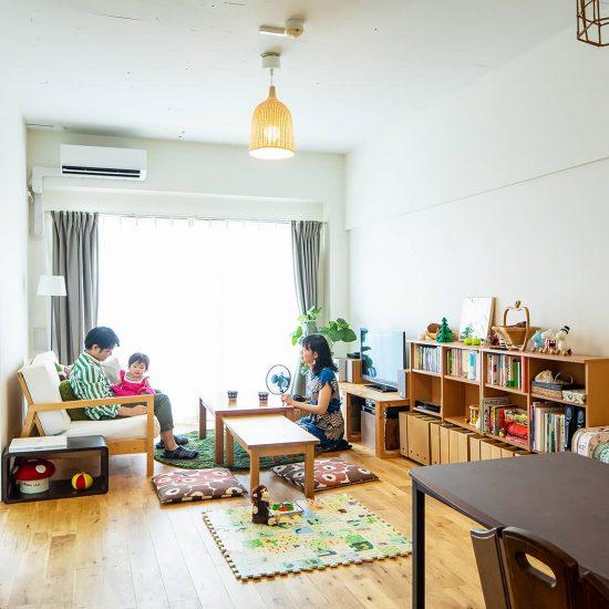 【BRAND NOTE】リノベーション住宅に暮らして1年。憧れの「北欧テイストの家」に出合って