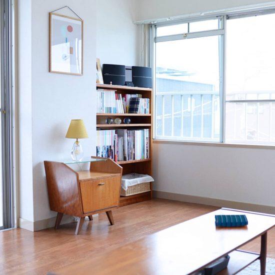 【愛しのマイルーム】第1話:広さの決め手は家具でした。1人暮らし60平米以上のお宅