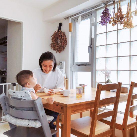 【わが家の朝支度】はじめての育児と、仕事の両立。新米ママの試行錯誤の朝じかん(林理永さん)