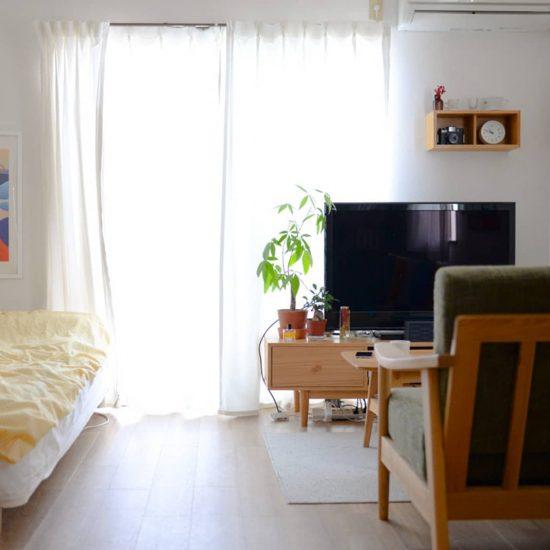 【愛しのマイルーム】第3話:23平米に2人暮らし。コンパクトでも暮らしは十分楽しめる