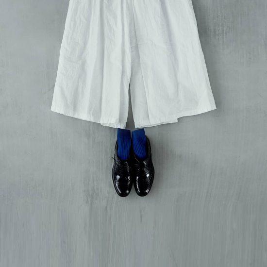 【足元のおしゃれ】01:靴下のおしゃれコーデのコツって? 素材・色・長さの考え方