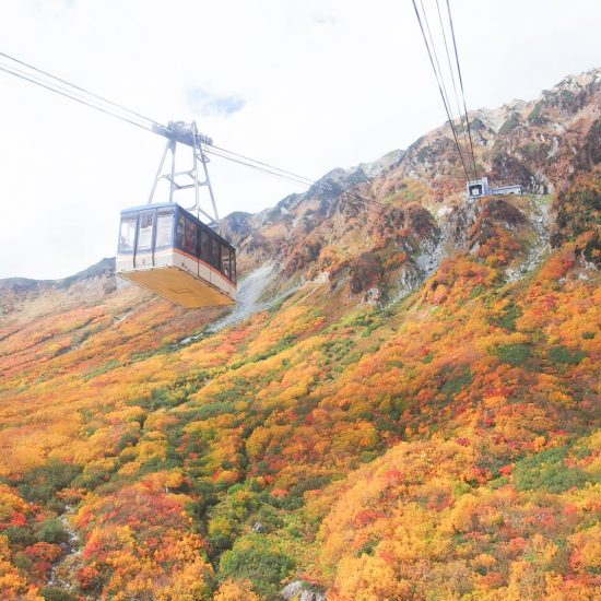 【バイヤーのコラム】ずっと憧れていた、富山県の立山へ。