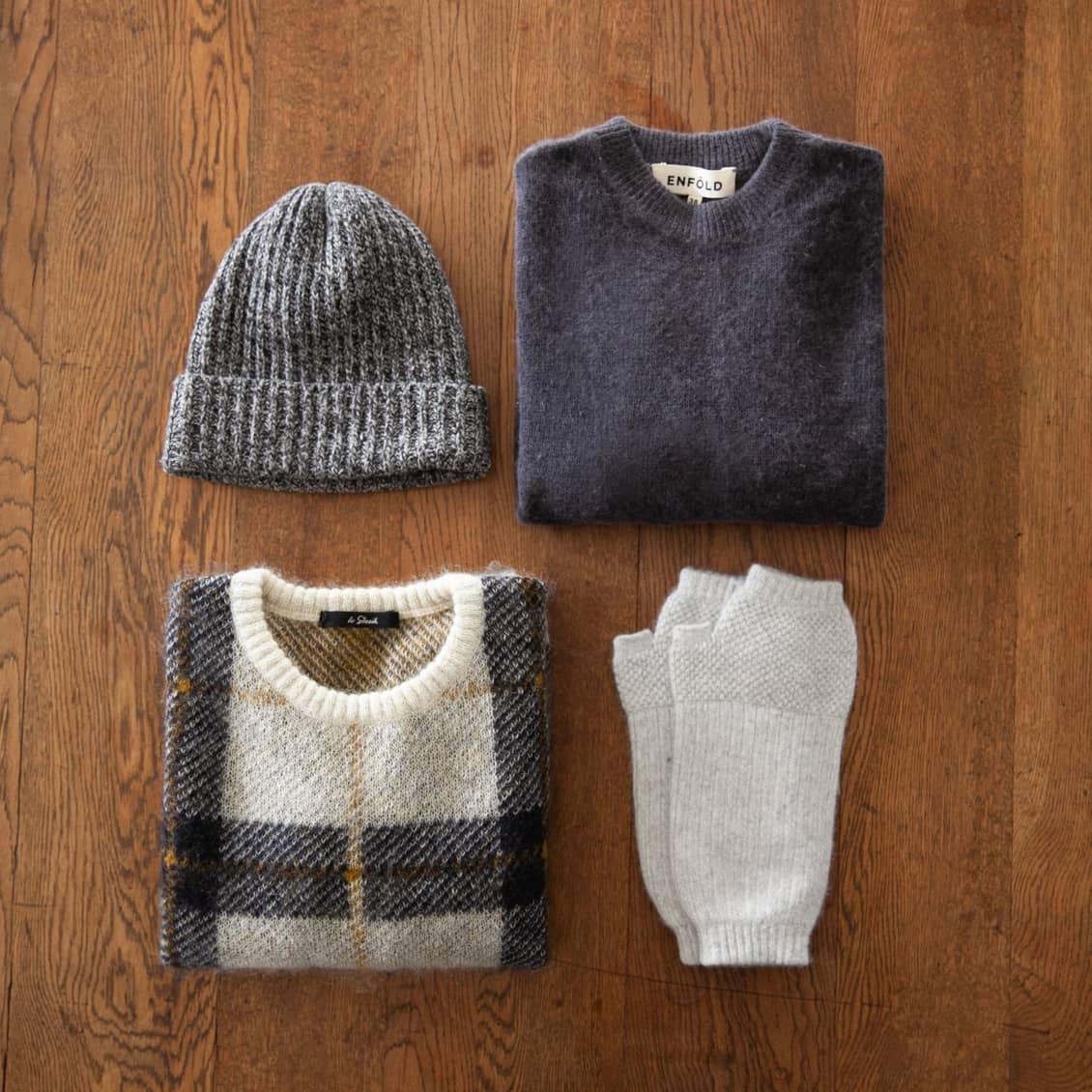 ハンガー セーター セーターやカーディガンが、型崩れしにくいハンガーのおススメはこれ!