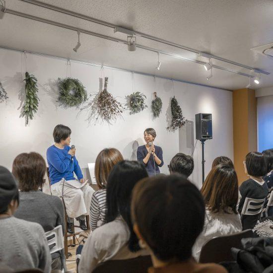 【イベントレポート】札幌で、店長佐藤のトークイベントを行いました!
