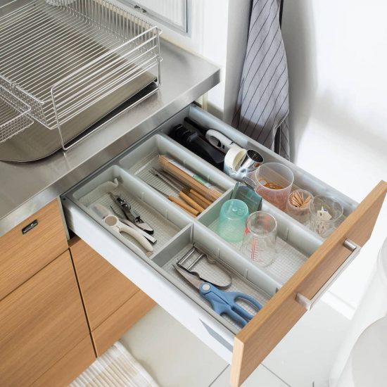 【BRAND NOTE】家事をラクにするための「キッチン収納術」が知りたい!