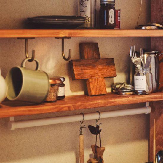 【わたしのスタンダード】一人暮らしだからこそコンパクトに。小さなキッチンや収納に助かる愛用品(スタッフ田中編)