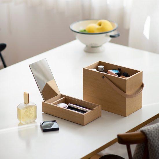 【新商品】メイクの時間も自分らしく整う。当店オリジナルの「メイクボックス」が登場です。